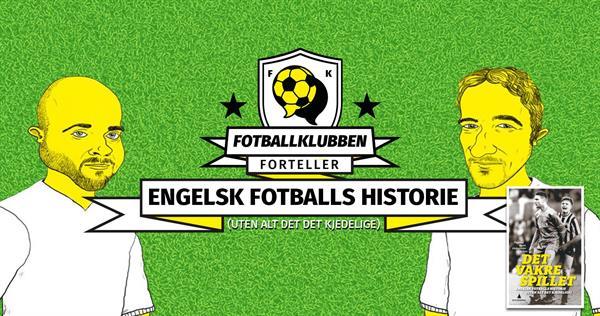 Engelsk fotballshistorie