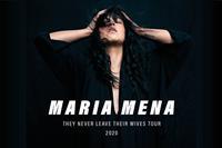 Maria Mena, konsert 13. november, Festiviteten Bar & Scene Hamar
