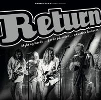 Return – 40 år med powerballader