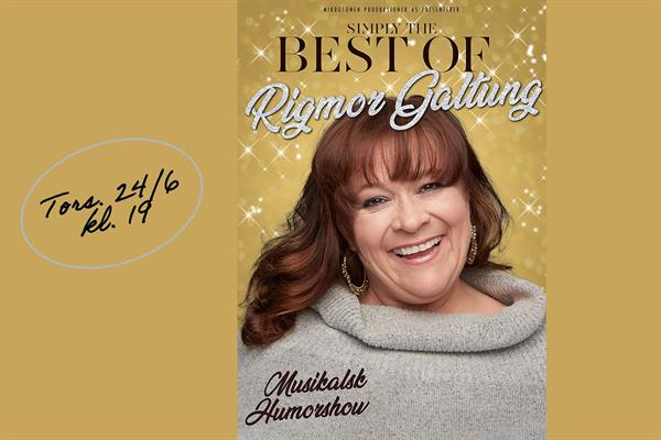 Simply the Best of Rigmor Galtung